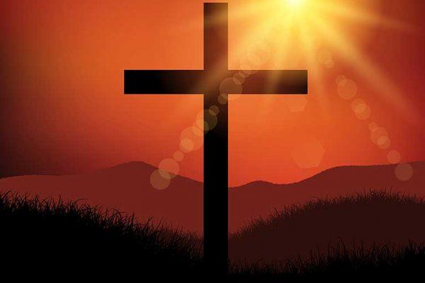 l'oeuvre de la croix